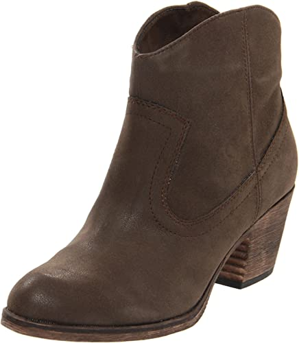 Rocket Dog womens Soundoff Brown Vintage Worn