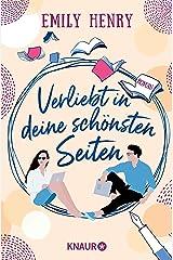 Verliebt in deine schönsten Seiten: Roman (German Edition) Kindle Edition