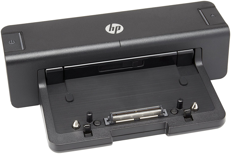 HP 90W Docking Station A7E32UT#ABA for Notebook - Proprietary Interface - 4 x USB Ports - Network (RJ-45) - DVI - VGA - DisplayPort