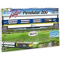 PEQUETREN - Talgo Pendular 200, Tren con Circuito