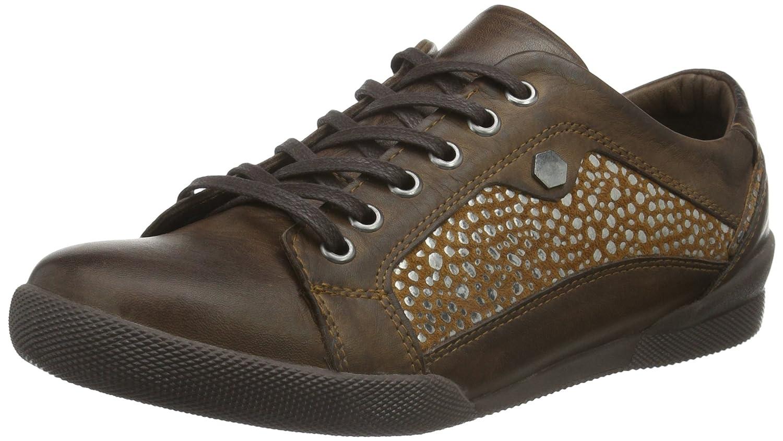 Aro Ido, Zapatillas para Mujer, Marrón (Taupe), 37 EU