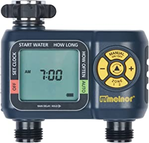 Melnor 2-Zone Automatic Water Timer