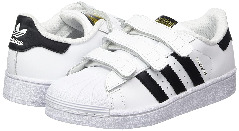 m. / mme adidas superstar foundation fc, les garçons dans
