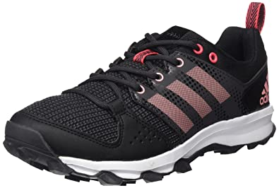 best authentic 55154 272d6 adidas Damen Galaxy Trail W Laufschuhe, Rot (Negbassuabrirosbas),