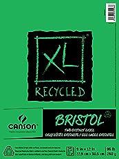 """XL reciclado Bristol, 0, 0, 9"""" x 12"""" (23 cm x 30 cm), 1"""