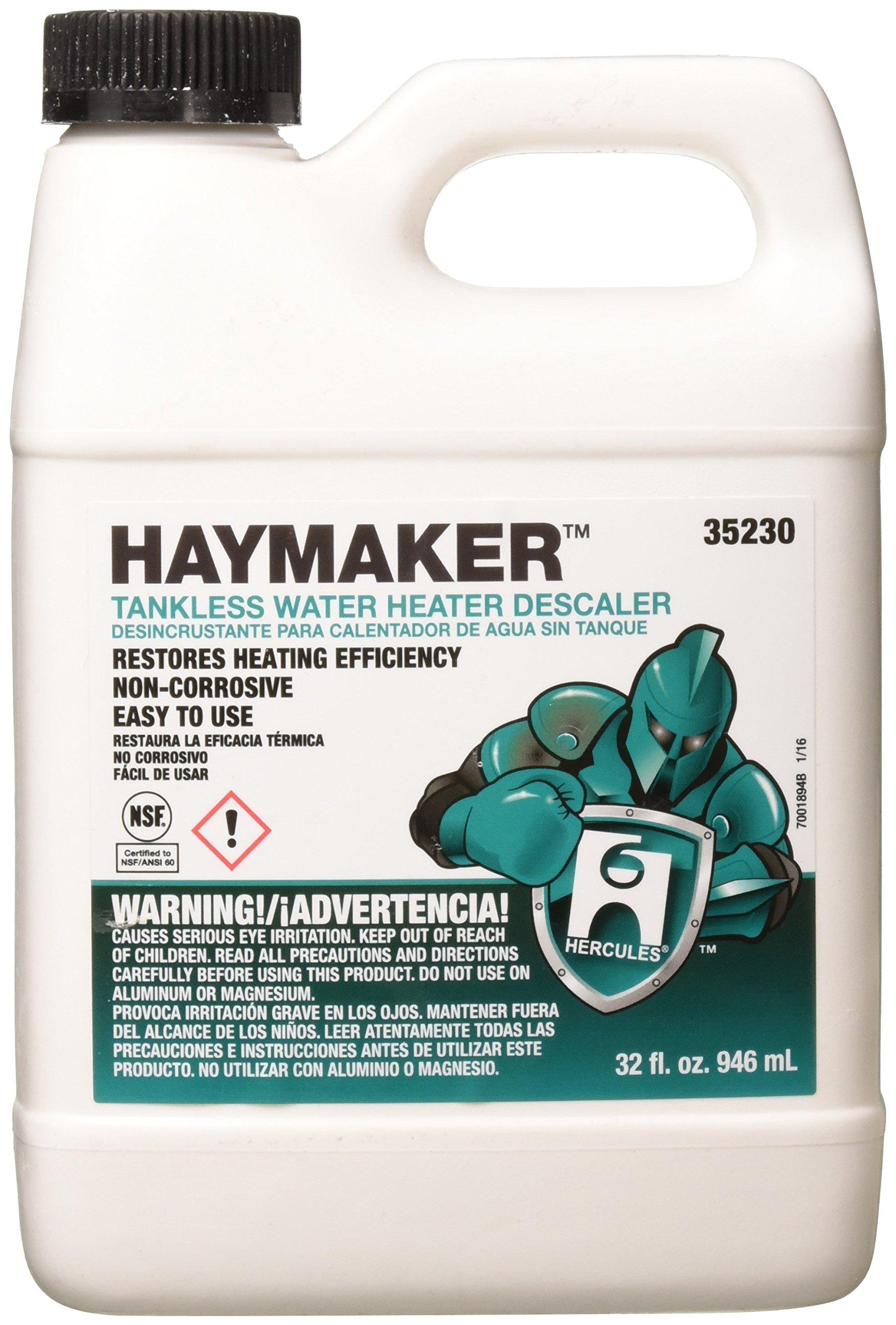 HAYMAKER DESCALER PRODUCT by Hercules