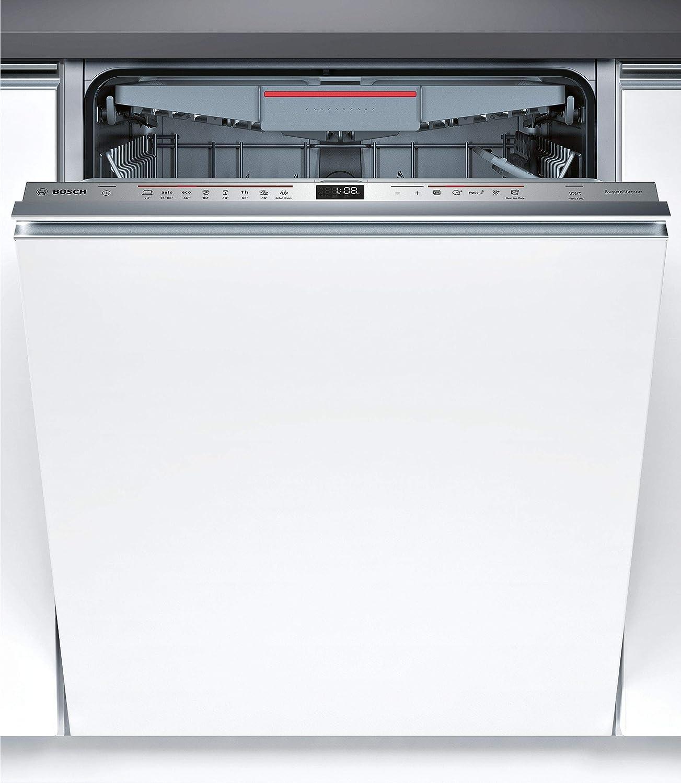 Bosch SMV68MD02E Serie 6 Vollintegriert Geschirrspüler  Spülmaschine