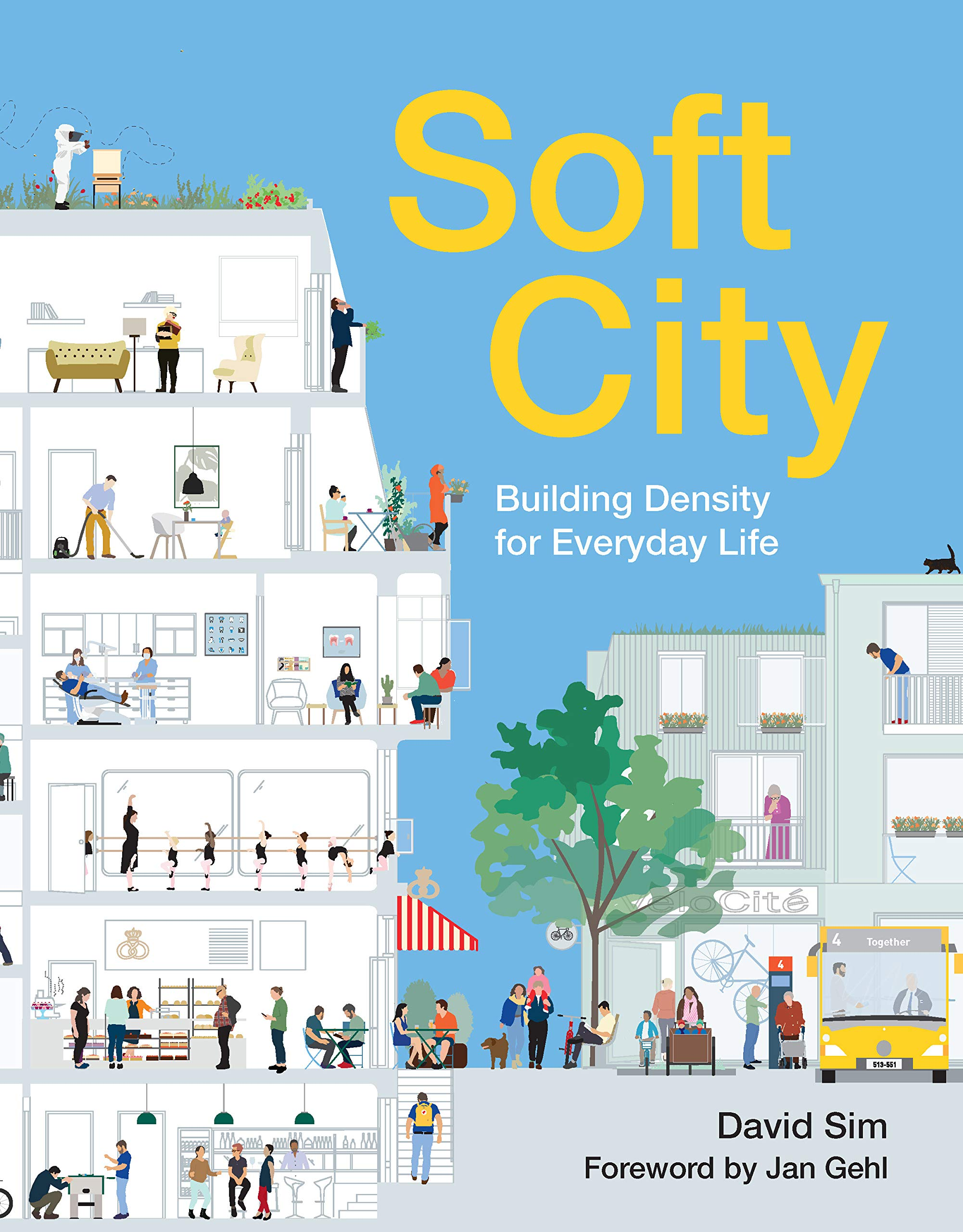 Soft City  Building Density For Everyday Life