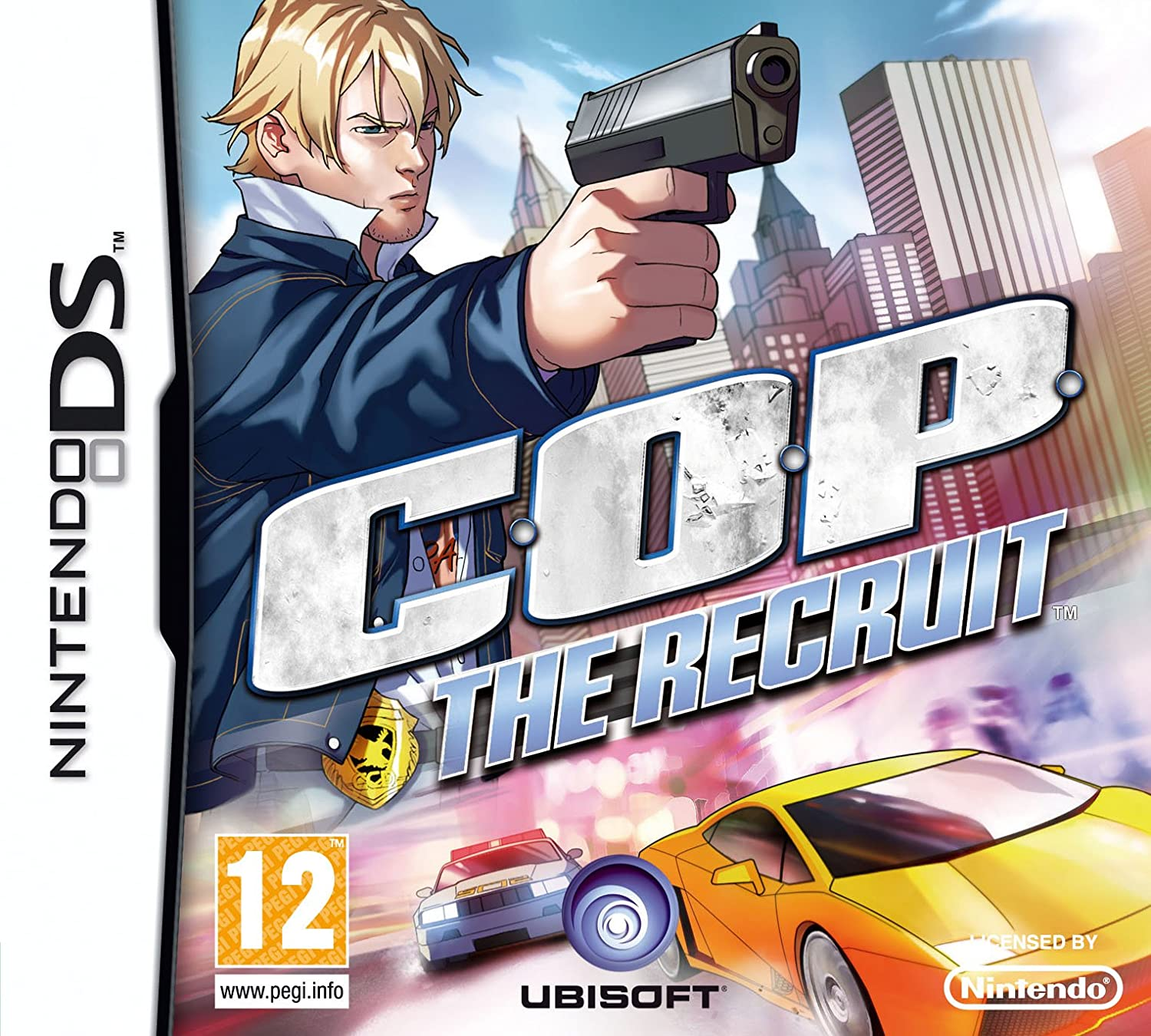 Ubisoft C.O.P. The Recruit - Juego (No específicado): Amazon.es: Videojuegos