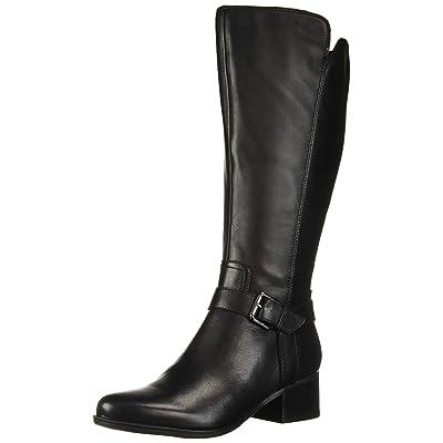 Naturalizer Women's Dalton Wide Calf Knee High Boot   Knee-High