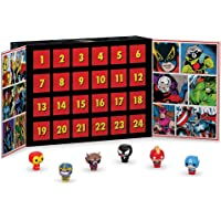 Funko Advent Calendar Marvel Calendario Adviento, Multicolor, Estándar