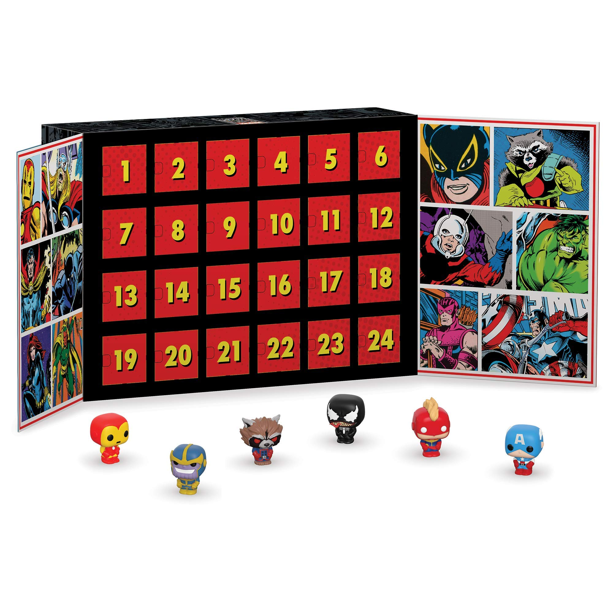 Funko Advent Calendar: Marvel 80th Anniversary, 24Pc by Funko