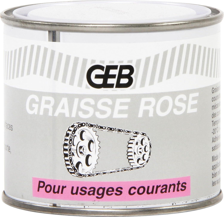 GEB GRAISSE ROSE BOITE N2 320G Bricodeal