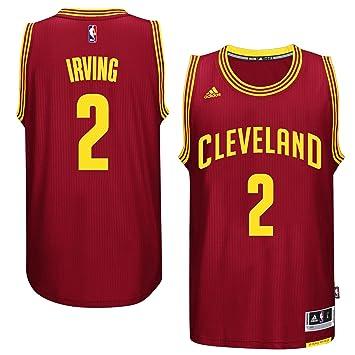 on sale cd75f cd3fd adidas Kyrie Irving Cleveland Cavaliers NBA Swingman Jersey ...