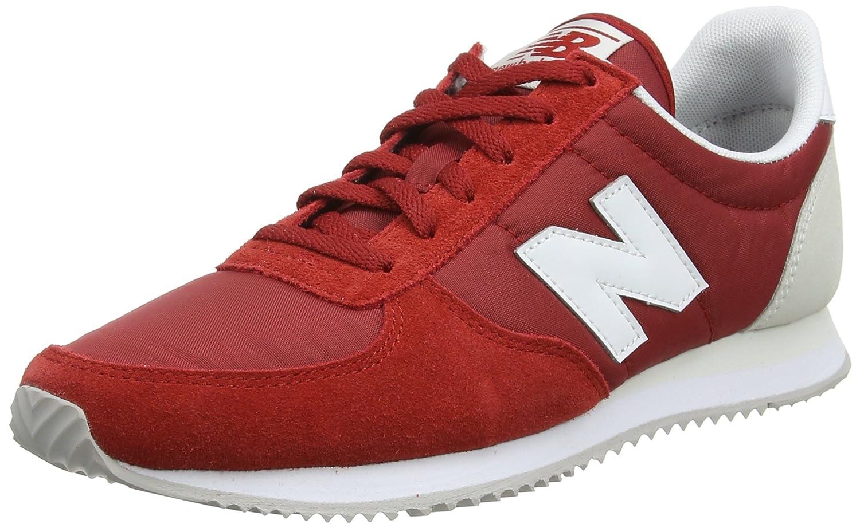 New Balance Women's 220v1 Sneaker B0751SXTVR 5 D US|Tempo Red/Sea Salt