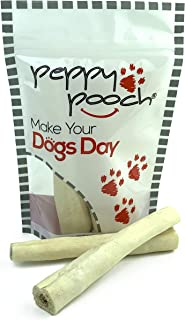 product image for Peppy Pooch Cow Tails 6 Pack - All Natural Dog Chew