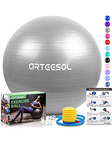 Balones de ejercicio y accesorios para fitness | Amazon.es