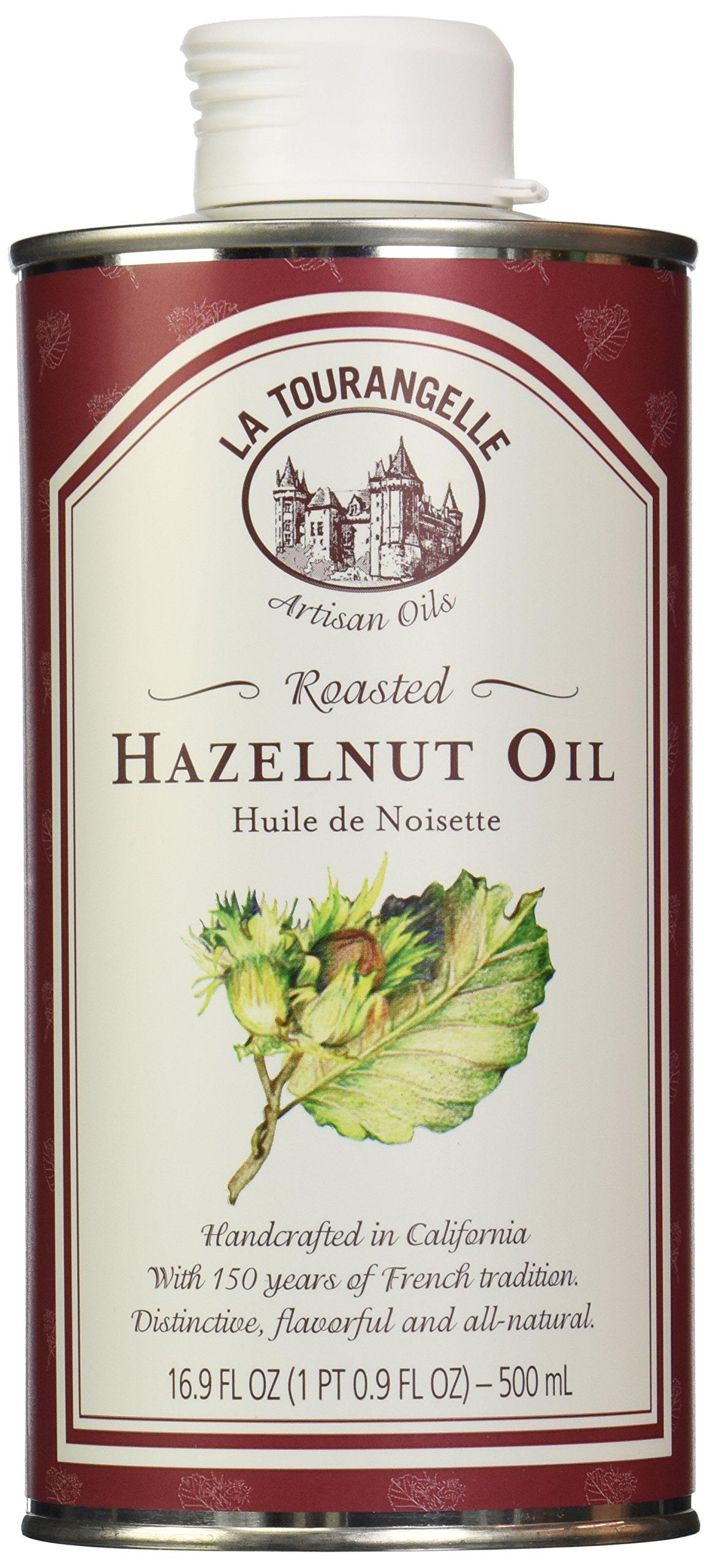 La Tourangelle, Roasted Hazelnut Oil, 16.9 Fluid Ounce