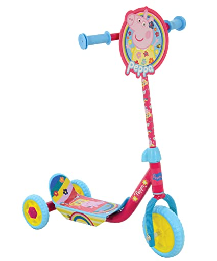 Peppa Pig My First Tri Scooter M14266