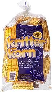 American Garden Works KK-100 Kritter Korn Ear Corn for Squirrels, 6.5 Pound Bag