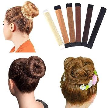 Bomien Haarknoten Maker Einfaches Haar Styling Zubehör Modischer