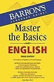 Master the Basics: English (Master the Basics Series)