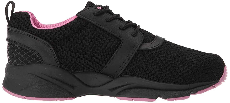 Propet Stability X Sneaker B072PZ1YTX 10 N US|Black/Berry