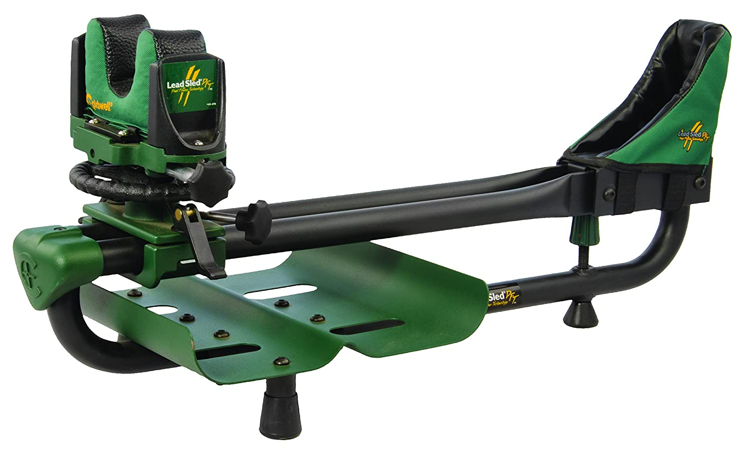 Amazon.com: Caldwell Lead Sled DFT: Sports & Outdoors