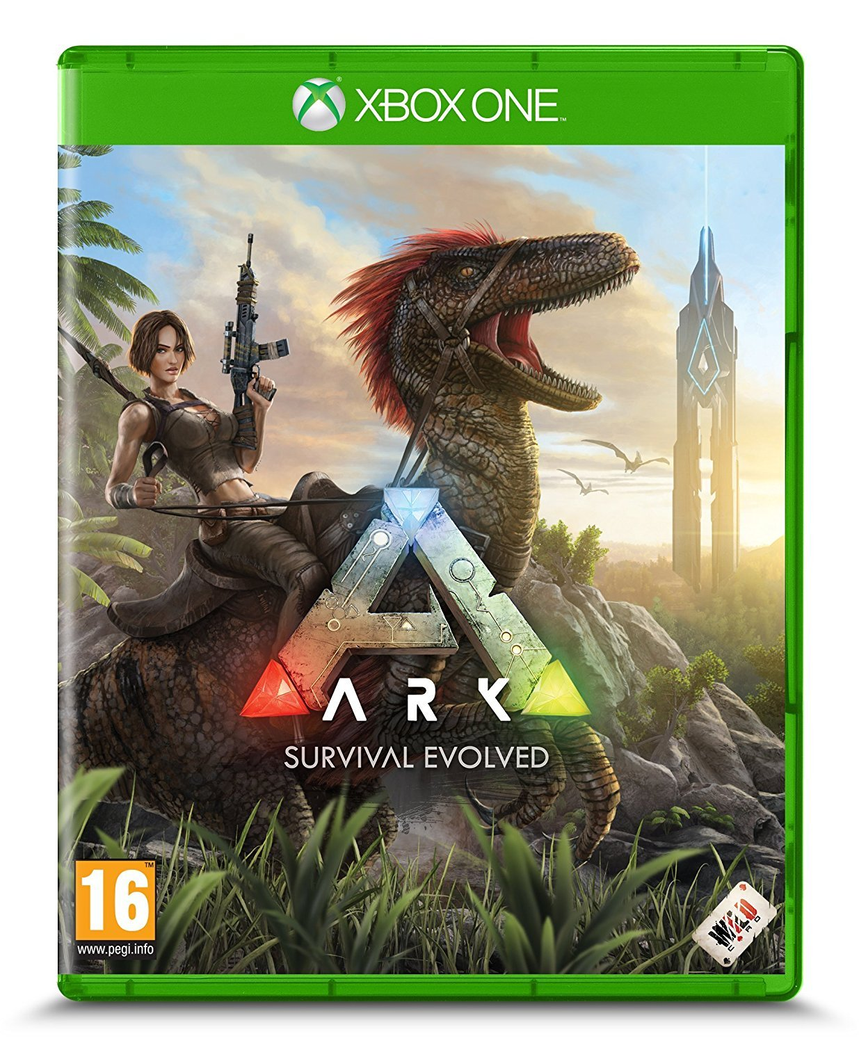 ARK: Survival Evolved (Xbox One) by By Studio Wildcard (Image #1)