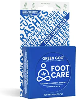 product image for Green Goo Natural Skin Care Salve, Large Tin Foot Care 1.82 Ounce
