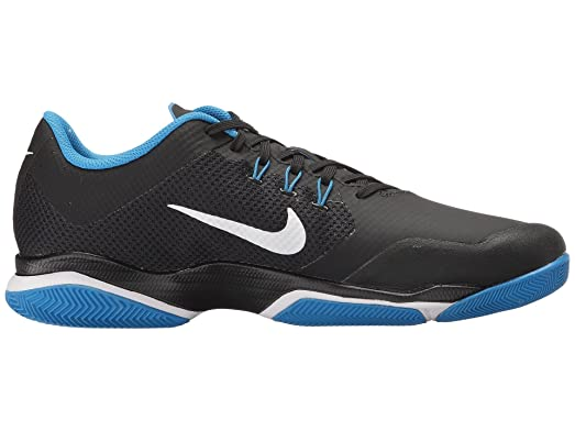 Nike Air Zoom Ultra Black/White/Light Photo Blue Men's Tennis Shoes