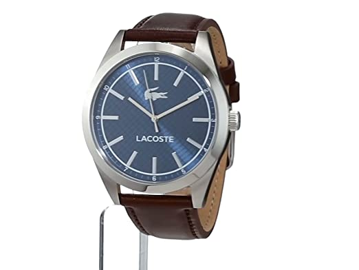 Cawatches Lacoste 2010889 Edmonton Qtrdhs Men's Watchlacosteamazon QdrxECoBWe