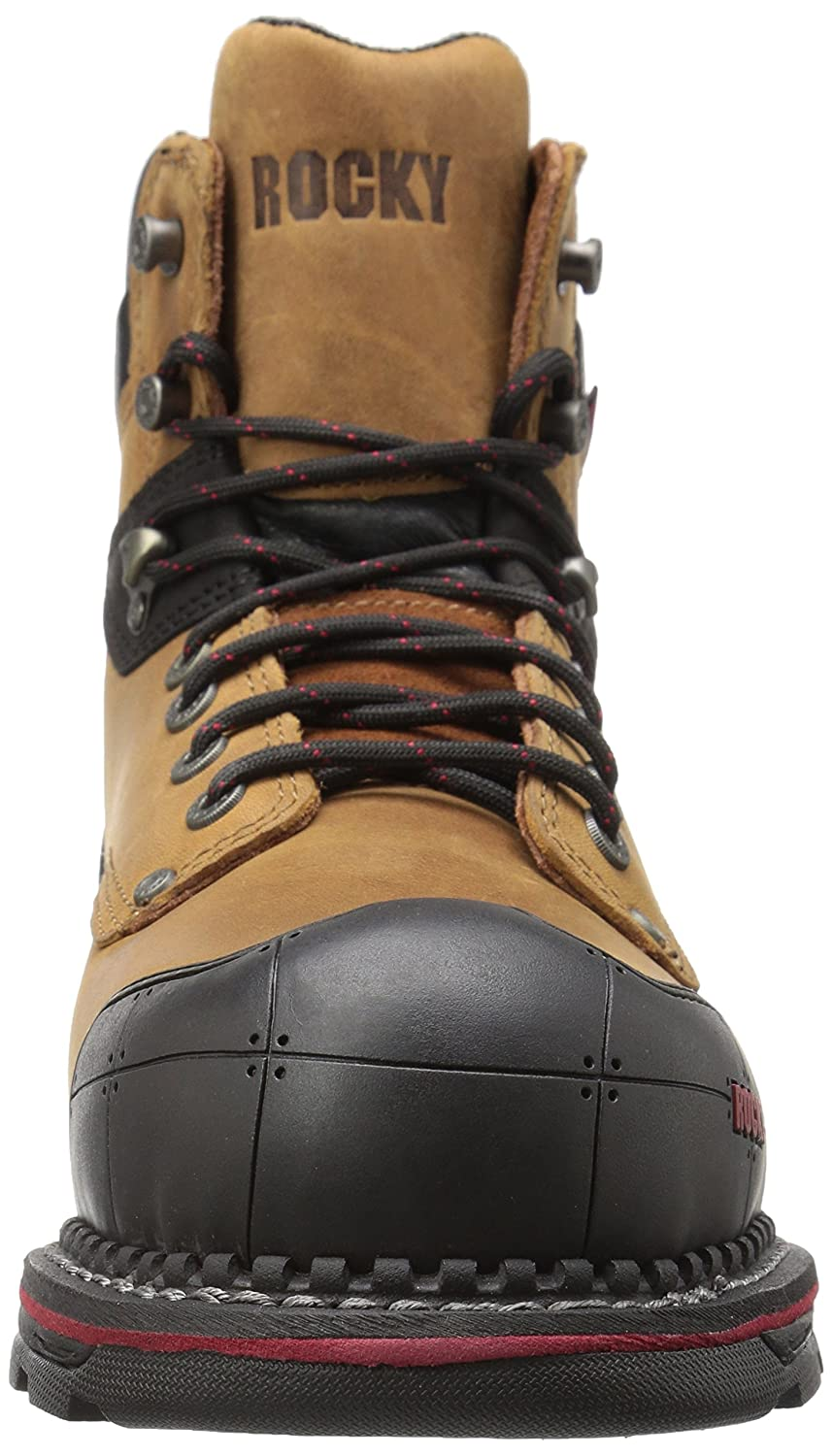 Amazon.com | Rocky Men's RKK0210 Construction Boot | Industrial &  Construction Boots