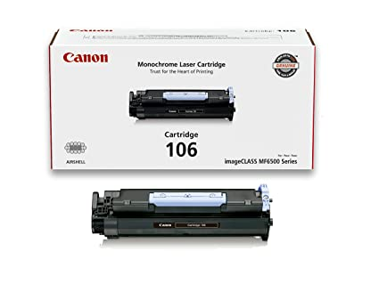 Canon Black Toner Cartridge Original Negro - Tóner para ...