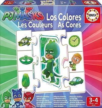 PJ Masks - Aprendo Los Colores (Educa Borrás 17253)