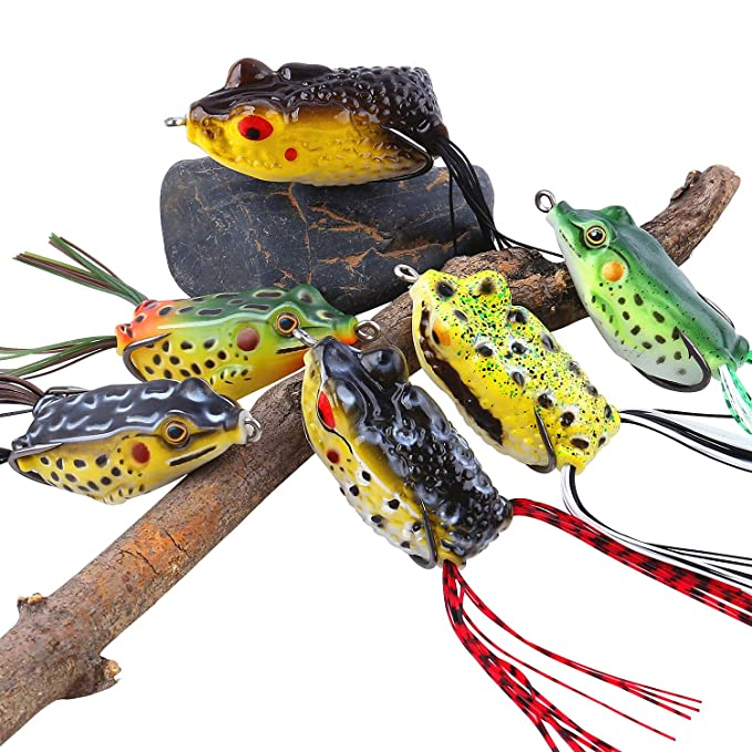 The 8 best lures for fishing in weeds