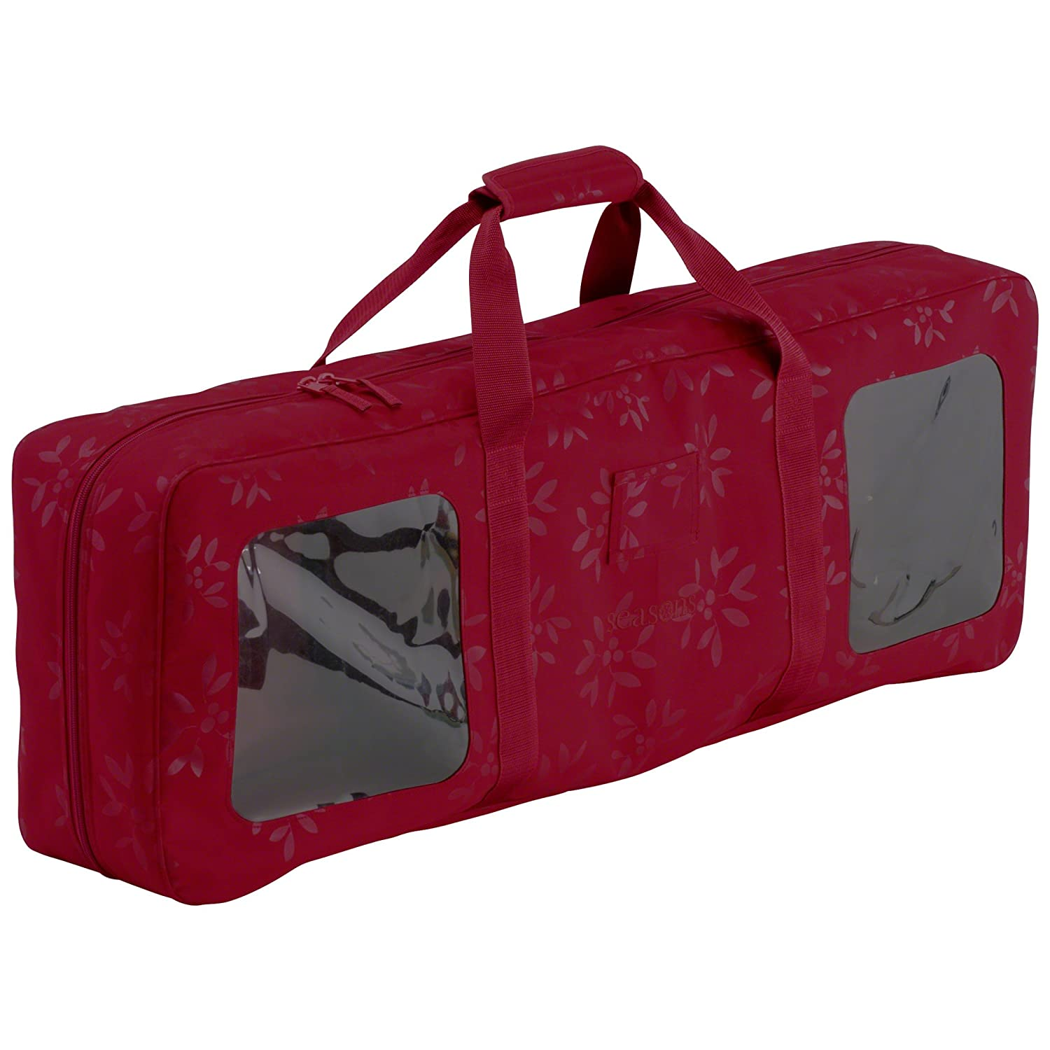 Classic Accessories Seasons Holiday Gift Wrapping Supplies Organizer & Storage Duffel 57-006-014301-00