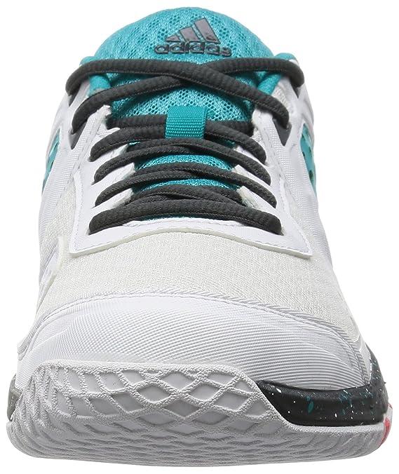 reputable site a32c8 8f0dc adidas adizero Counterblast 5 Handballschuh Damen, weiß  grün, 3.5  Amazon.de Sport  Freizeit