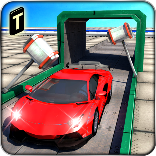 Extreme Car Stunts 3D (Nitro Pattern)
