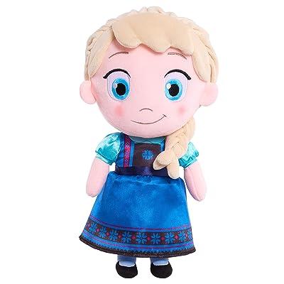 Disney Frozen Bedtime Cuddle Plush Young Elsa: Toys & Games [5Bkhe0505047]
