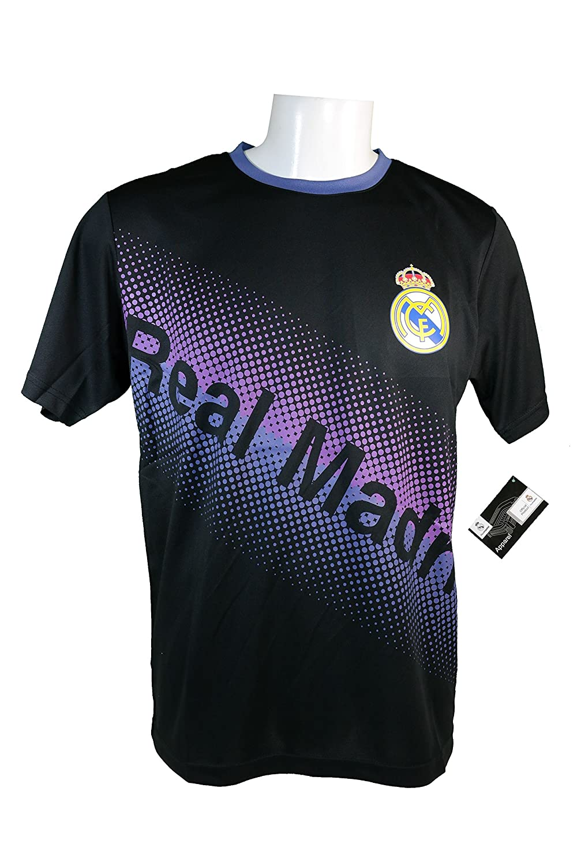 Real Madridサッカー公式大人用サッカートレーニングパフォーマンスPoly Jersey p007 B06XB927MJAdult