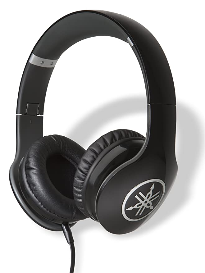Amazon.com: Yamaha Pro 300 Auriculares Negro (Piano Black ...