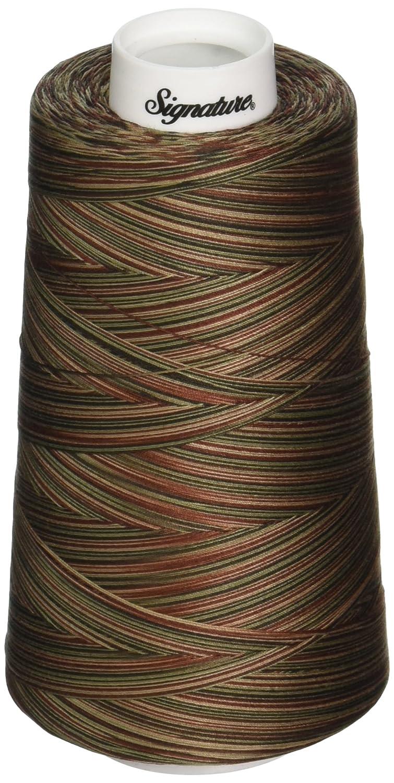 Signature Woodlands Thread 40wt//3000 yd Variegated
