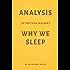 Analysis of Matthew Walker's Why We Sleep by Milkyway Media