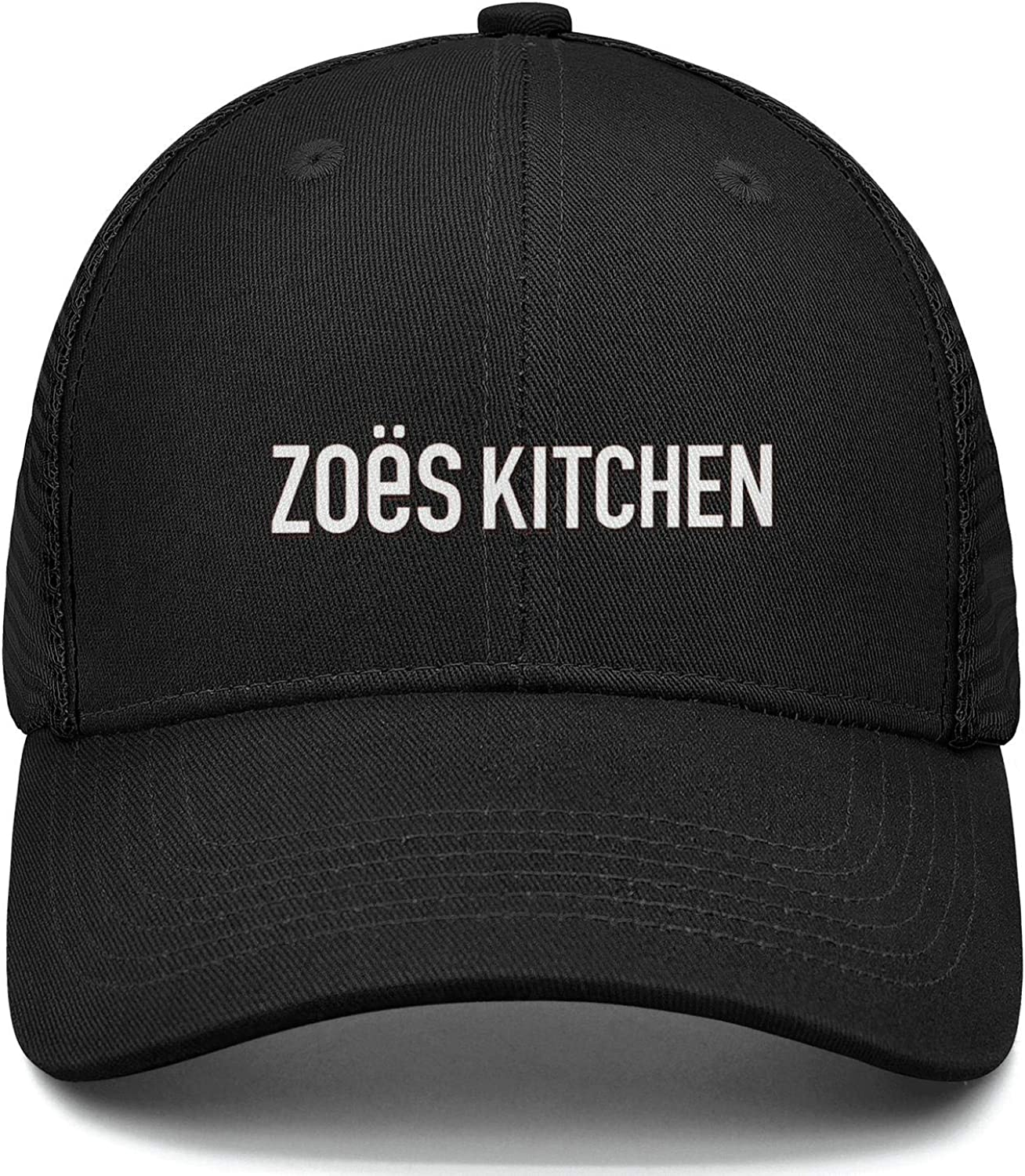 WintyHC Zoes Kitchen-Logo Cowboy Hat Bucket Hat One Size Baseball Cap