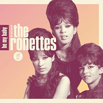 amazon be my baby the very best ronettes 輸入盤 音楽