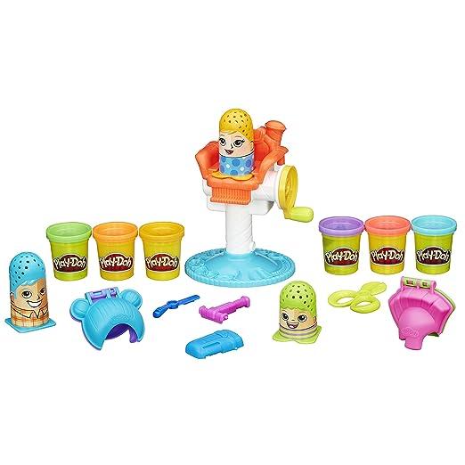 46 opinioni per Play-Doh B1155EU4- Ciuffi Matti Pasta da Modellare