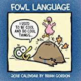 Fowl Language 2018 Wall Calendar