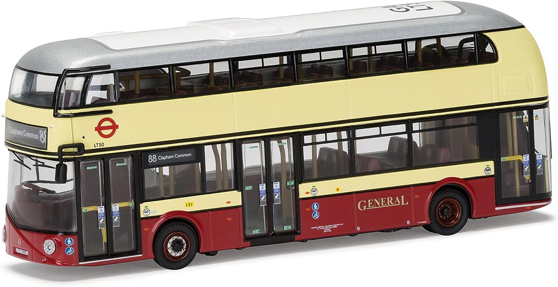 Precio especial Corgi om46619a New Route Master Go Ahead londres general 1//76
