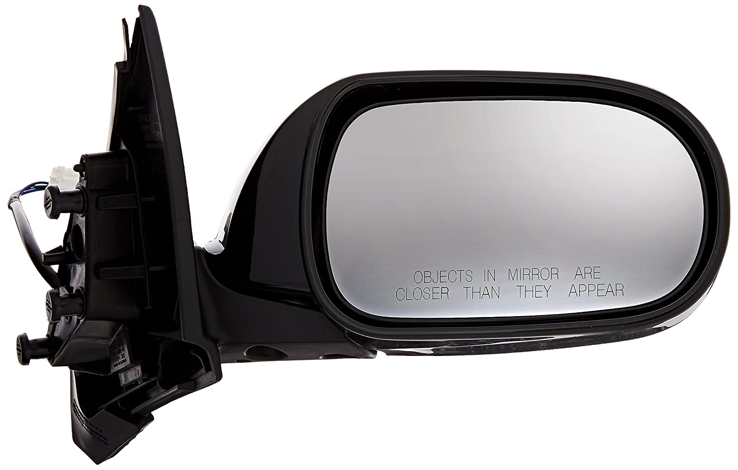 Multiple Manufacturers Partslink Number IN1321104 OE Replacement Infiniti G35 Passenger Side Mirror Outside Rear View
